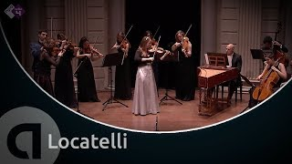 Locatelli: Violin Concerto Op. 3, No. 1 - Lisa Jacobs and The String Solists - Live Concert HD
