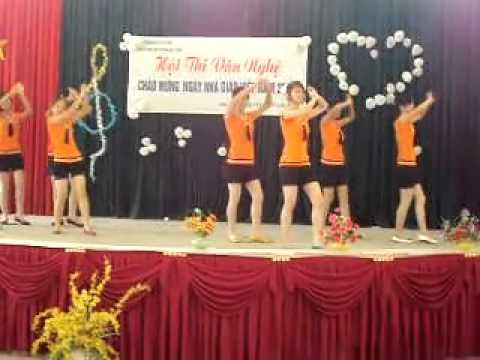 Clip Văn Nghệ Tại Trường Chuyển Bắc Giang-google.bg_vn.flv