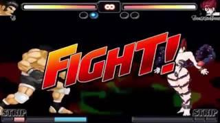 Super Strip Fighter IV Ryona リョナ 3