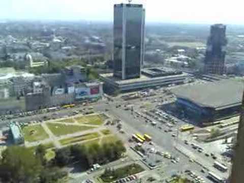 Warsaw, Poland, panorama / Varsova, Puola, panorama