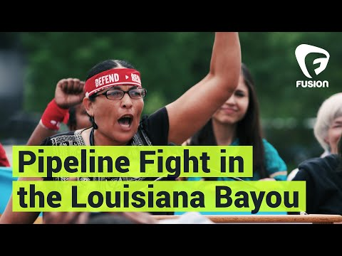 Meet the Activist Fighting Louisiana