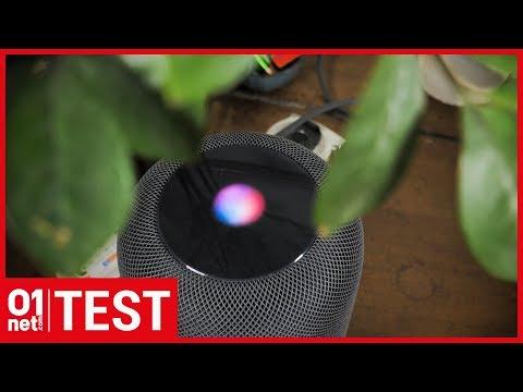 Test Apple HomePod : l