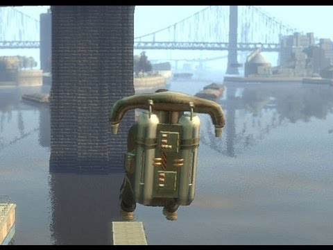 GTA Ballad Of Gay Tony: How To Get A Jetpack - (GTA Ballad Of Gay Tony Jetpack) - PARODY