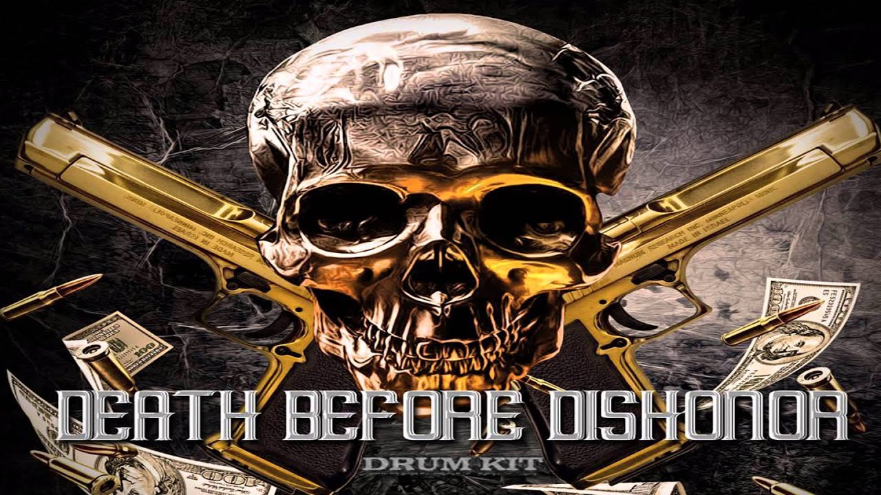 Death Before Dishonor Drum Kit FREE DOWNLOAD - YouTube