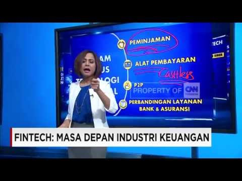 Fintech, Masa Depan Industri Keuangan