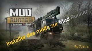 [TUTO] Comment installer des MODS sur Spintires Mud Runner (Map, Voiture) [FR]