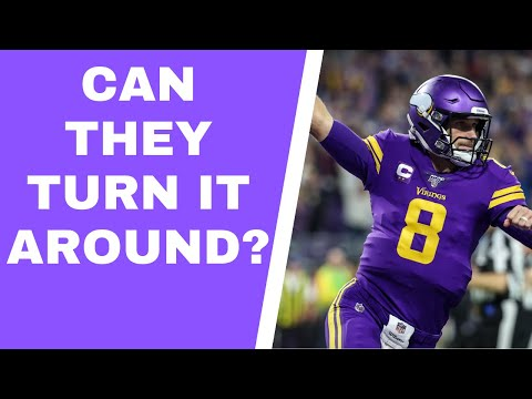Can Minnesota Vikings turn their season around?