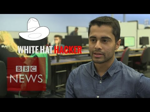 Inside tips from a white hat hacker - BBC News