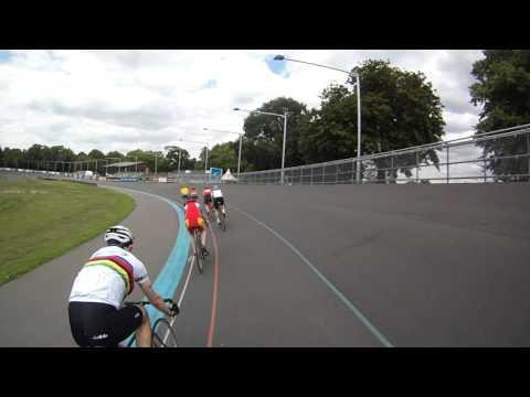 6 Lap Scratch 'Race' - Herne Hill Velodrome