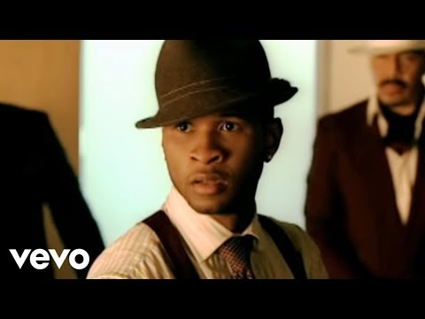 Usher - Caught Up - Music Video