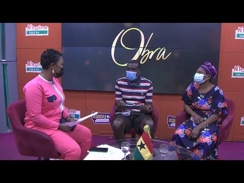Couple cries for family support - Obra on Adom TV (13-8-21)