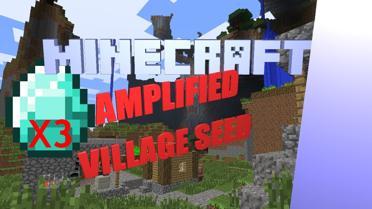 Minecraft Large Biomes Or Amplified