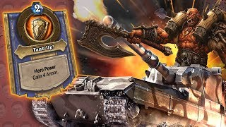 TANK WARRIOR STEAMROLLING THE COMPETITION - Standard Constructed - The Witchwood