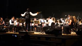 Rushmore - High School Wind Symphony Spring Concert May 15th, 2015