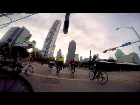 Dallas Bike Ride 2017