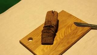 Бородинский хлеб. / Заварной хлеб рецепт./ Органический хлеб/ Хлеб на закваске