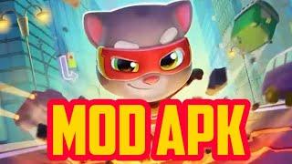 Talking Tom Hero Dash Mod Apk Free Download интересные фильмы