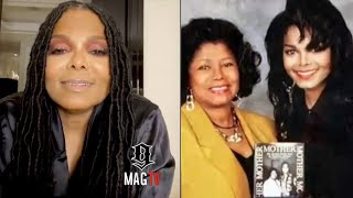 Janet Jackson Talks About Her Mother & Child!