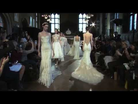 d274a0f35806c Collection: Bridal Week New York Runway