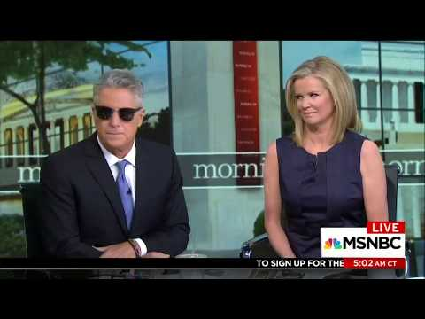 Donny Deutsch: Trump a 'Pig, Physically Disgusting to Look At""