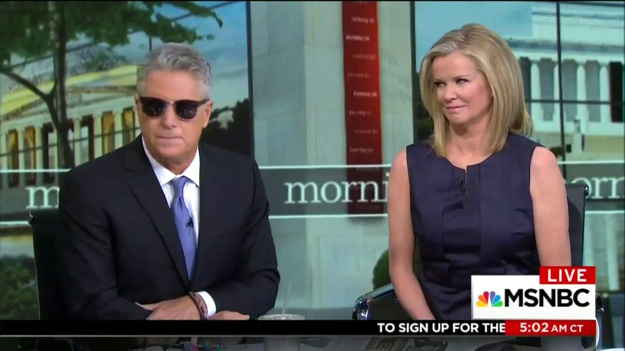 Donny Deutsch: Trump a 'Pig, Physically Disgusting to Look ...