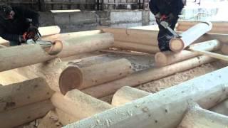 Срубы бань домов в Перми ООО Объединенная Лесная Компания(, 2016-05-05T08:03:28.000Z)