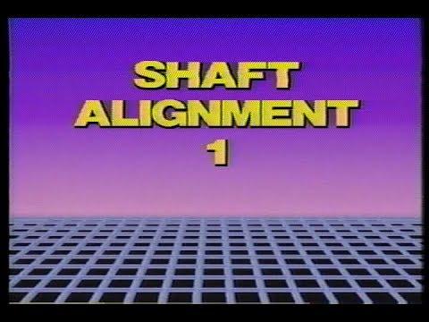 1970's NUS Training Series Shaft Alignment 01