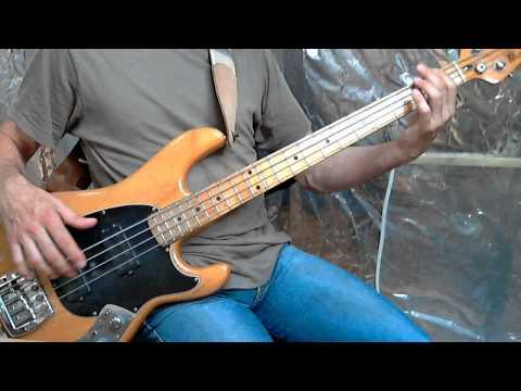 Give me the Night - George Benson - bass