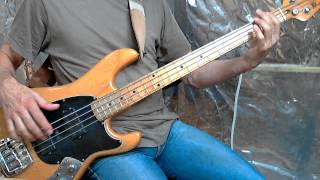 Give me the Night - George Benson - bass