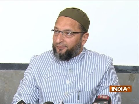Owaisi questions PM Modi's silence on martyrdom of Muslim soldiers in Sunjuwan attack