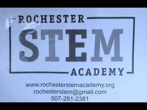 How Rochester STEM Academy 2018 Seniors Are Helping Rochester