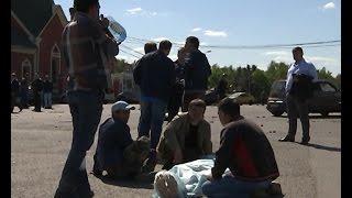 Конфликт на Хованском кладбище разрешён столичной полицией