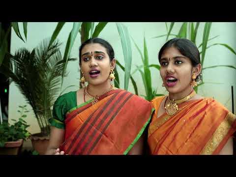 Chinnanchiru Kiliye - Mahakavi Subramanya Bharati - S Aishwarya and S Saundarya