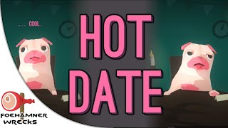 Hot Date - Gameplay let's play - smooth talking