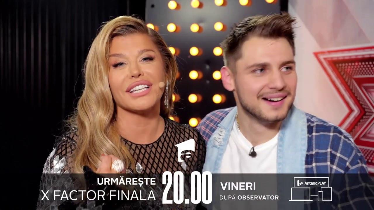 Vocea lui Adrian ți-a ajuns la inimă? Nu uita să îl votezi la 1313 | Finala | The X Factor România