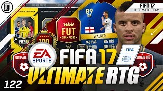 Fifa 17 ultimate road to glory! #122 - 3 new tots cards!!!!
