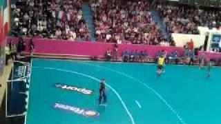 handball feminin france bresil