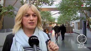 Sans frontières - Bruxelles: Quand le reporter-star de la TV flamande change de sexe