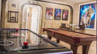Vacation Home Game Rooms By Furniture Packages USA in Orlando