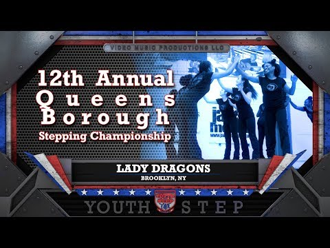 LADY DRAGONS - 12th Annual Youth Step USA Queens Borough Championship