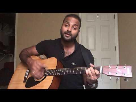 Visiri   Enai Noki Payum Thotta   Dharbhuka Shiva   Guitar Cover  dhanush