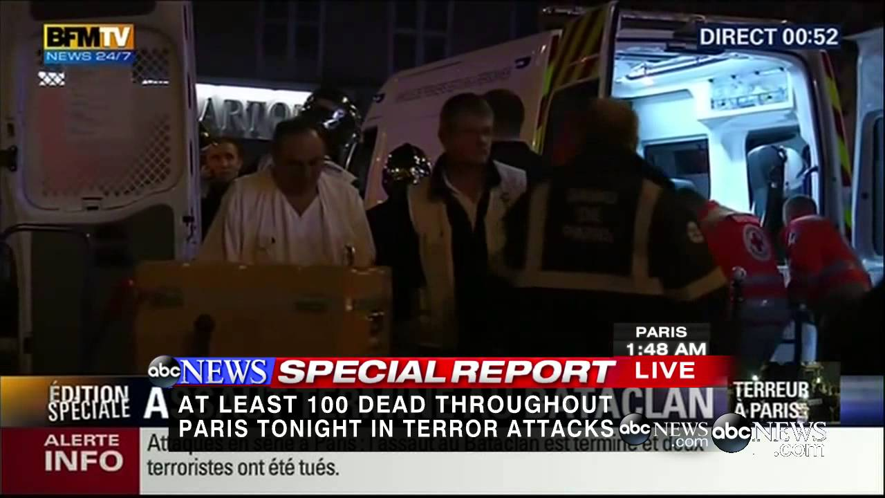 Paris Attacks Brother Details Terror In French Theater
