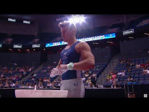 2016 Sr. Men's P&G Championships Day 2 - NBC Broadcast