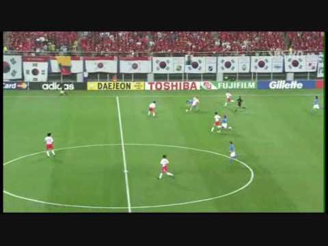 WC 2002 Korea Republic - Italy 18-6-02 Part 2