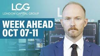 Week Ahead: Trade Talks, Fed Minutes & October sell off