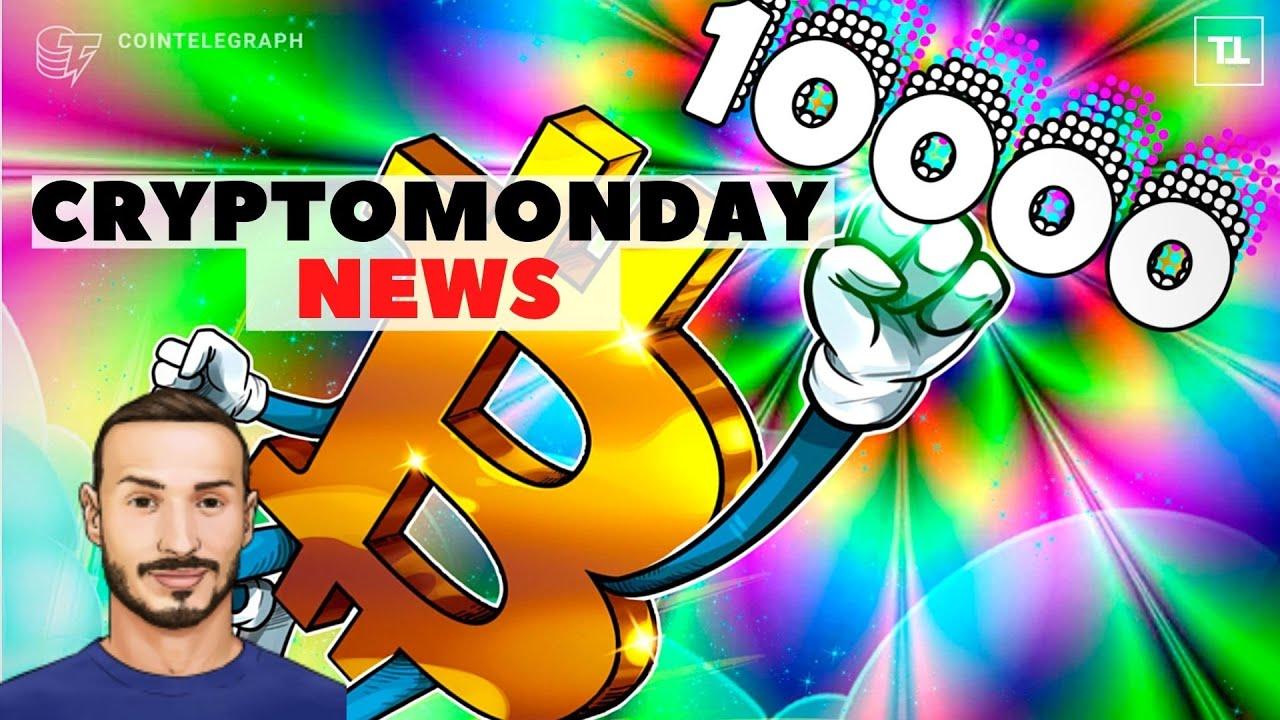 BITCOIN ed ETHEREUM in Bull Run! - CryptoMonday NEWS w30/'20