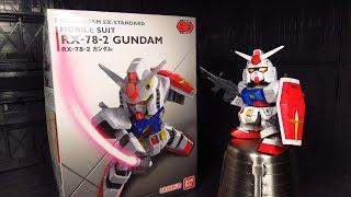 SD EX-Standard RX-78-2 Gundam Review