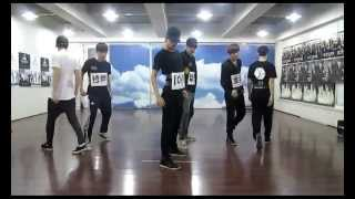 Repeat youtube video MIRRORED MAMA (마마) - EXO K (엑소 K) Dance Practice