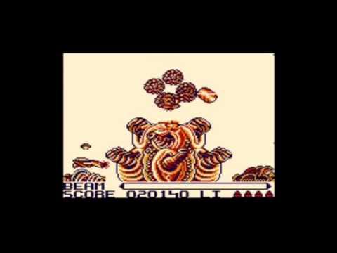 R-Type (Game Boy) - Gameplay (RESUBIDO)