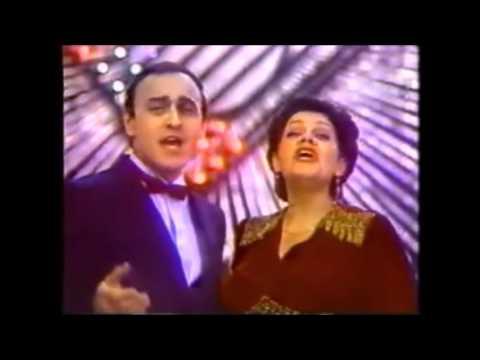 Artoush Avedian U0026 Lola - Ari Aysor Siro Masin Chi Khosenk [1987 Video]
